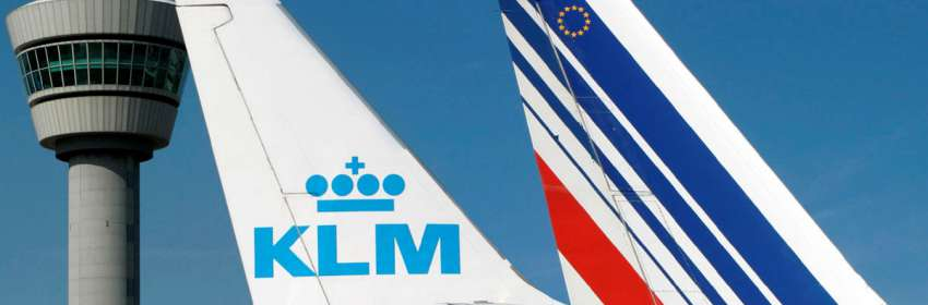 Wifi in toestellen Air-france-KLM